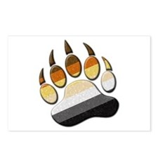 Bear Paw Postcards (Package of 8)