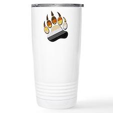 Bear Paw Travel Mug