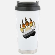 Bear Paw Travel Mug