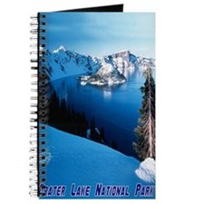 Crater Lake National Park Journal