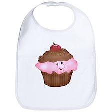 Sweet Cupcake Bib