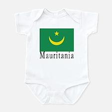 Mauritania Infant Bodysuit