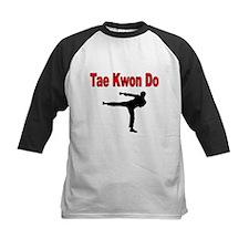 Tae Kwon Do Baseball Jersey