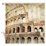 Ancient rome Shower Curtains