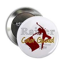 """TJ Raider Color Guard 2.25"""" Button"""
