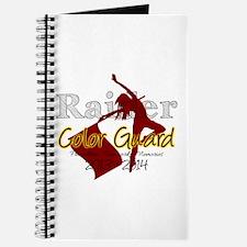 TJ Raider Color Guard Journal