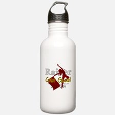 TJ Raider Color Guard Water Bottle