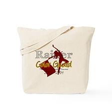 TJ Raider Color Guard Tote Bag