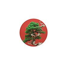 Juniper bonsai Mini Button