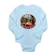 Big Cyprus National Preserve Long Sleeve Infant Bo