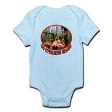 Big Cyprus National Preserve Infant Bodysuit