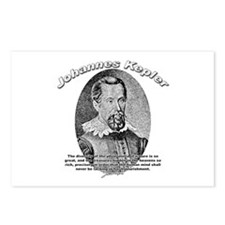 Johannes Kepler 01 Postcards (Package of 8)