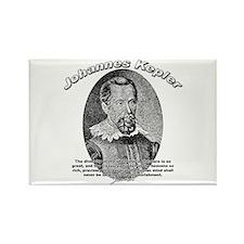 Johannes Kepler 01 Rectangle Magnet