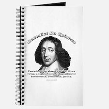 Benedict De Spinoza 01 Journal