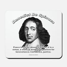 Benedict De Spinoza 01 Mousepad
