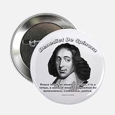 Benedict De Spinoza 01 Button