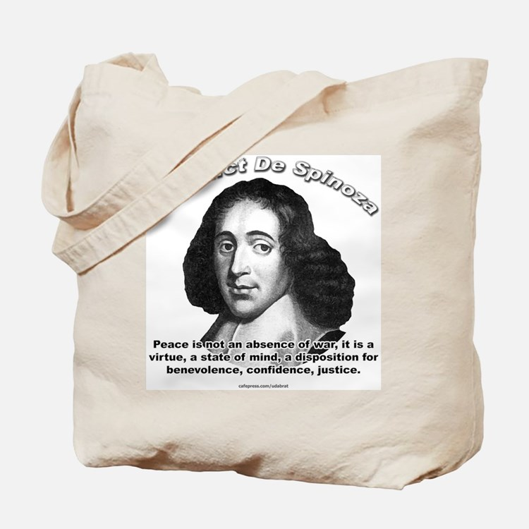 Benedict De Spinoza 01 Tote Bag