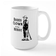 Rodeo Clown Hero Mug