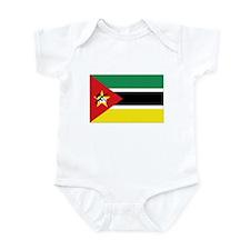 Mozambique Infant Bodysuit