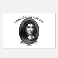 Benedict De Spinoza 02 Postcards (Package of 8)