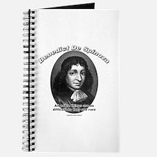 Benedict De Spinoza 02 Journal