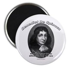 Benedict De Spinoza 02 Magnet