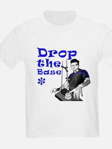 Drop The Base Blue T-Shirt