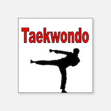 Taekwondo Sticker