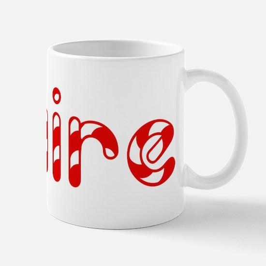 Claire - Candy Cane Mug