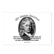 Sir Issac Newton 01 Postcards (Package of 8)