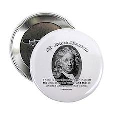 Sir Issac Newton 01 Button