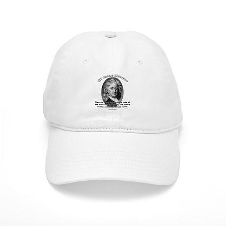 Sir Issac Newton 01 Cap