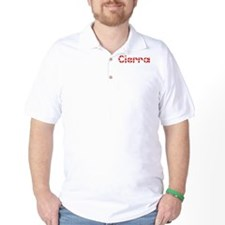Cierra - Candy Cane T-Shirt