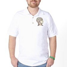 Victorian Phrenology T-Shirt