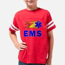 3-ems Youth Football Shirt