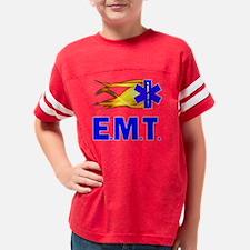 3-emt Youth Football Shirt
