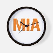 AIRCODE MIA Wall Clock