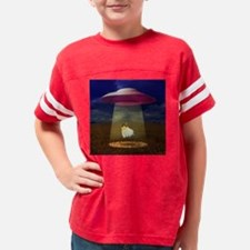 Abducted Youth Football Shirt
