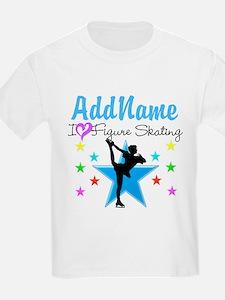ICE SKATING STAR T-Shirt