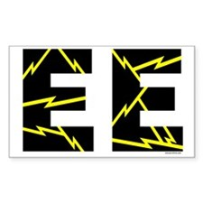 Charged EE Rectangle Decal