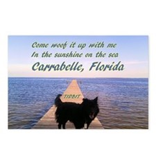 Woof it up in Florida Postcards (Package of 8)