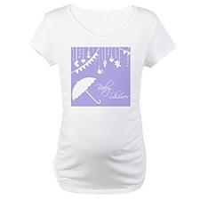 Purple baby shower Shirt
