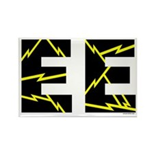 Charged EE Rectangle Magnet