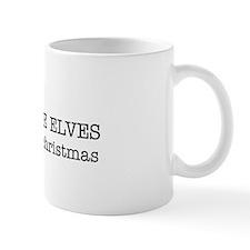 free the elves Mug