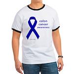 Colon Cancer Awareness Ringer T