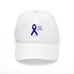 Colon Cancer Awareness Baseball Cap