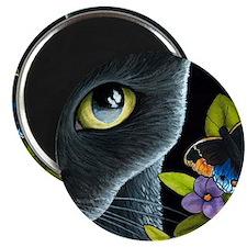 Cat 557 Magnet