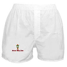 Gnome Way Jose Boxer Shorts
