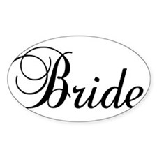 Bride Dark Decal