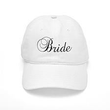 Bride Dark Baseball Baseball Cap